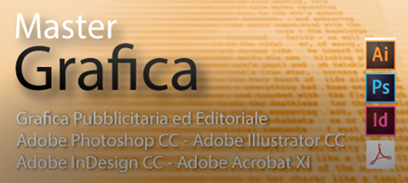 Master in Grafica Pubblicitaria ed Editoriale