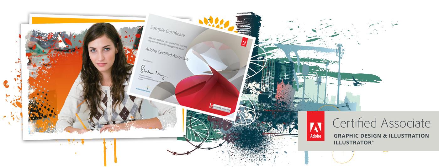 Certificazione adobe aca illustrator studio gattosulweb for Corsi grafica pubblicitaria milano