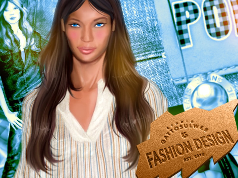 Corsi di fashion design online: Corso di fashion design con Photoshop