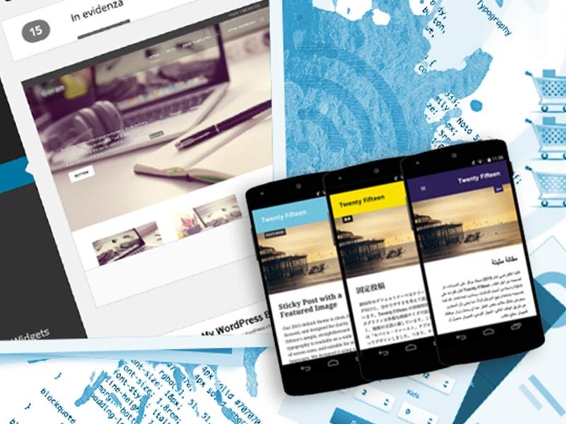 Corsi di web design online: Corso di WordPress