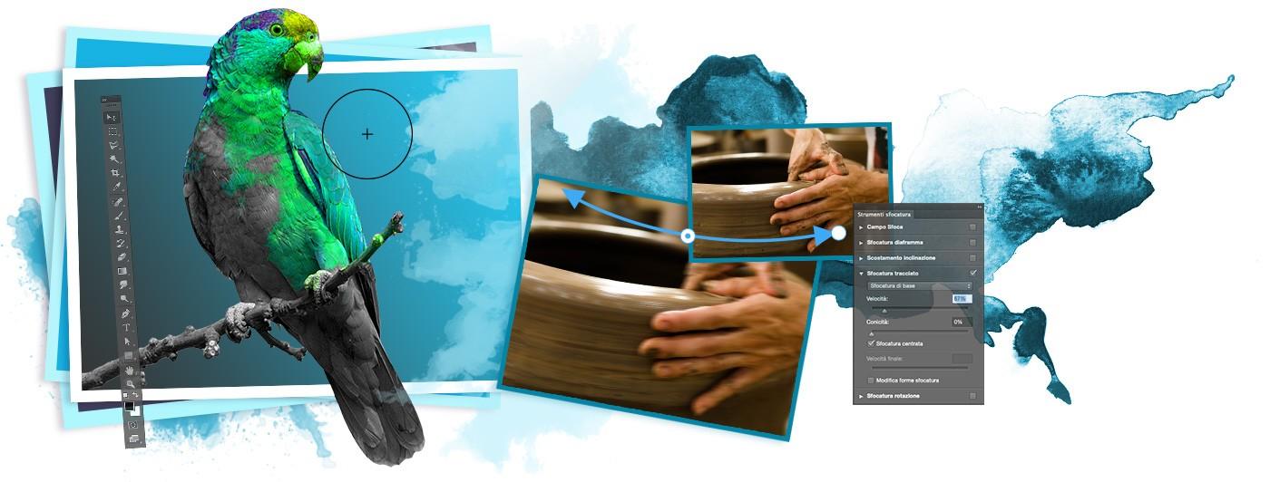 Programma corso Photoshop online