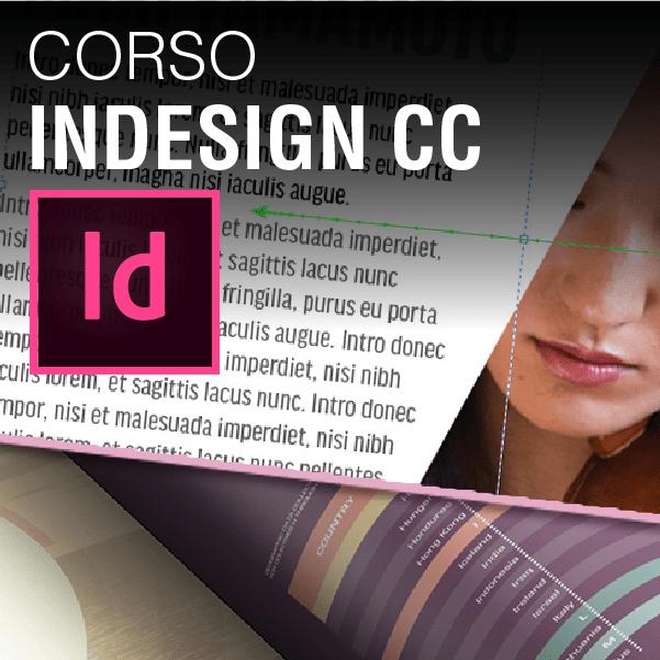 Corso InDesign online