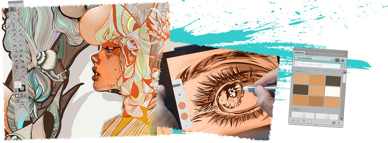 Programma corso Illustrator online