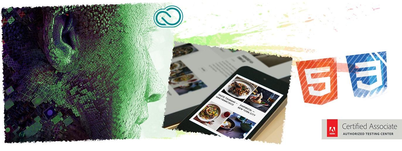 Master web design online