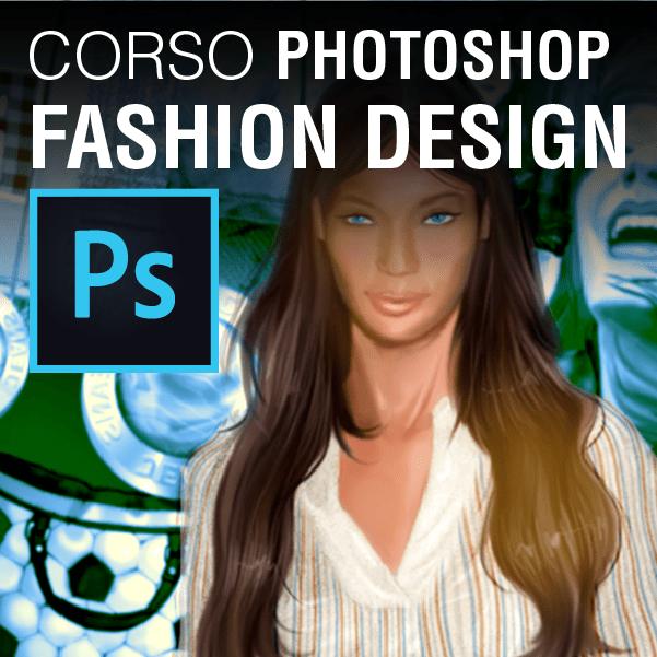 Corso Photoshop moda online