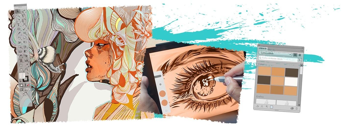 Corsi Illustrator