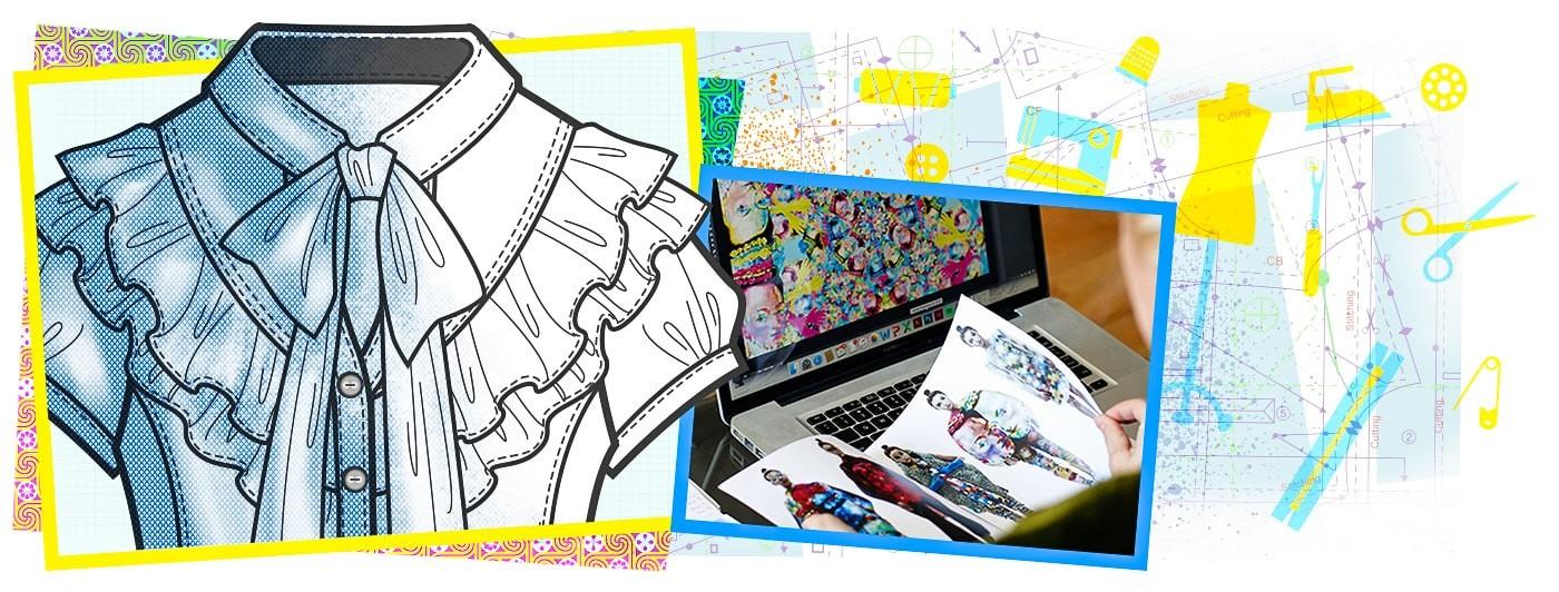 Corsi online Illustrator Moda