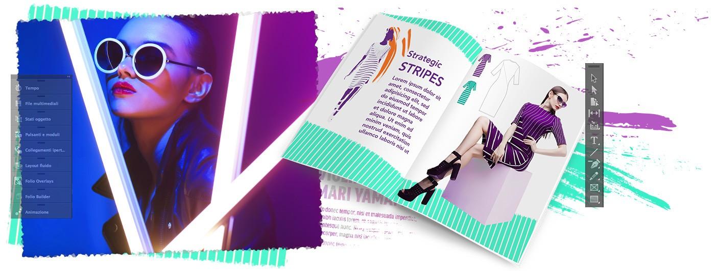 Programma corso InDesign moda
