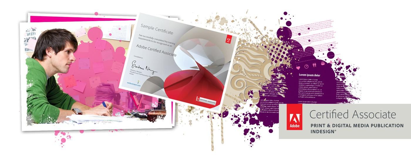 Certificazione adobe aca indesign milano studio gattosulweb for Corsi di fashion design milano