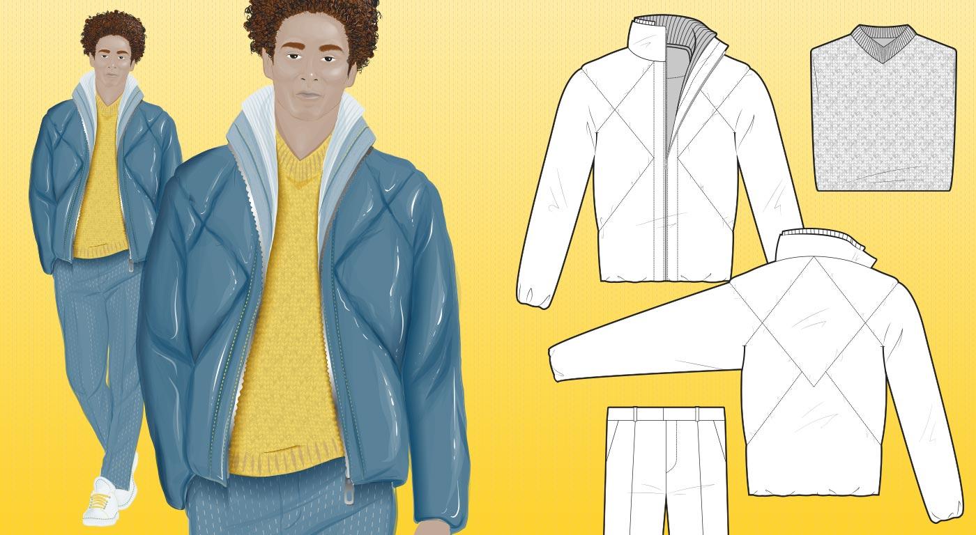 Outfit da uomo