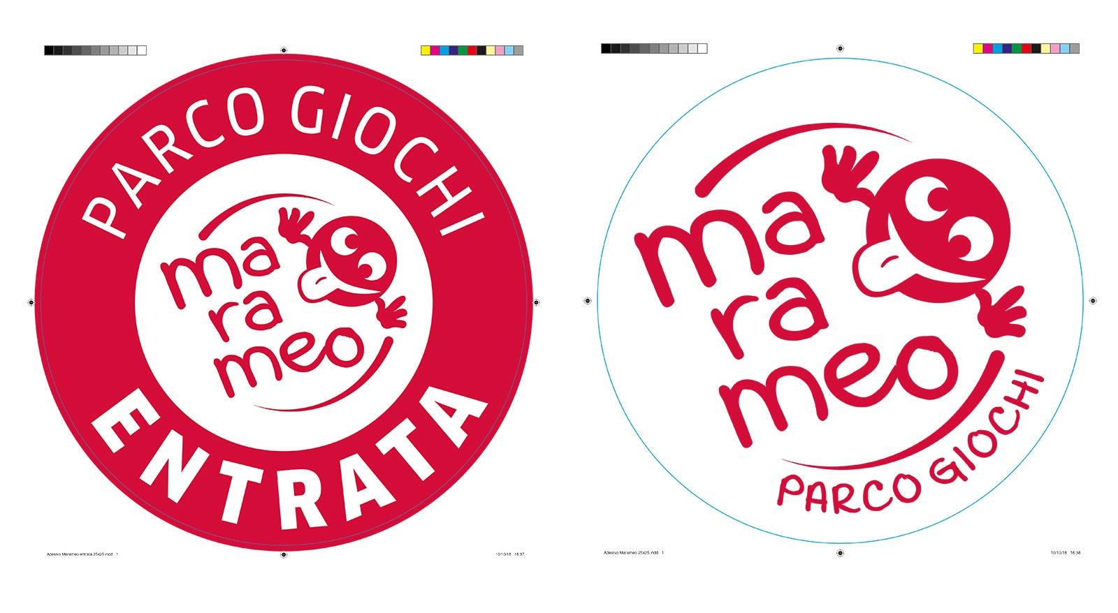 Realizzazione logo e adesivo