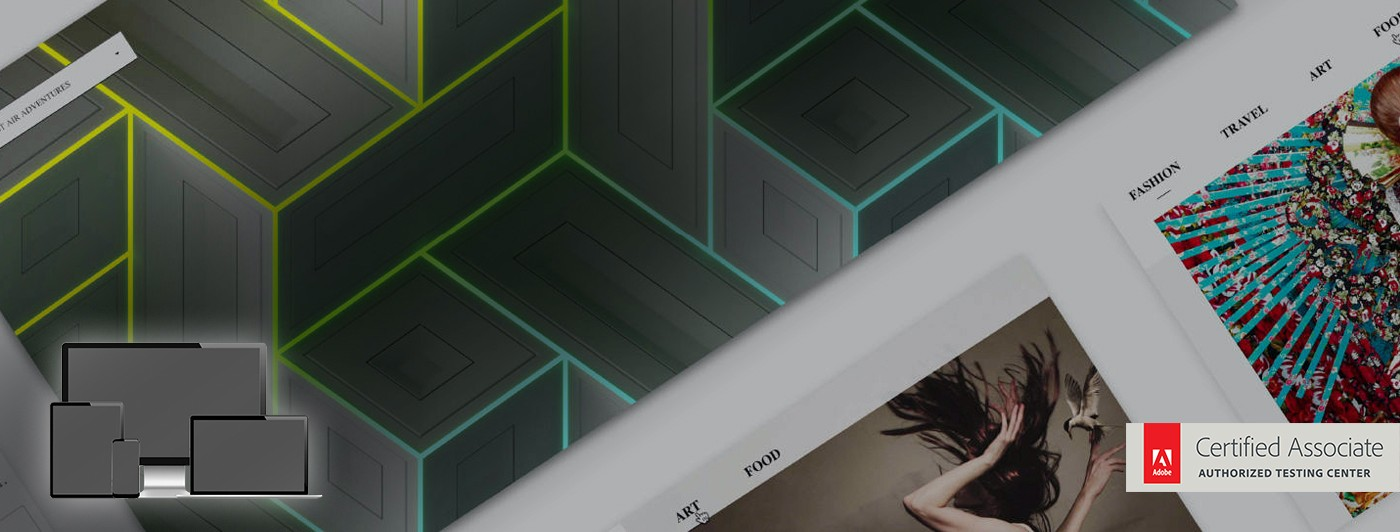 Programma master Web Design online