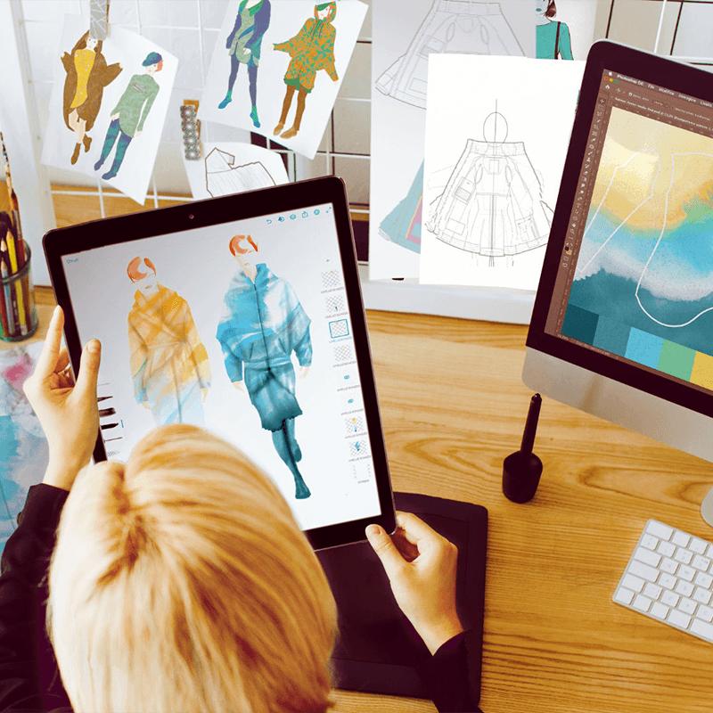 corsi online di fashion design